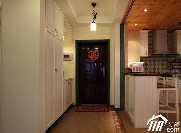 玄关柜门厅效果图,玄关柜门厅