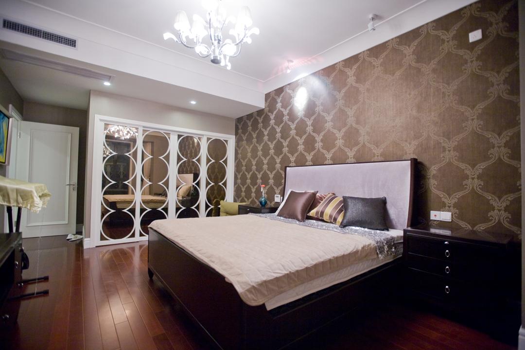 110平米装修卧室装修效果图 40